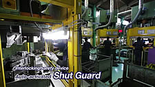 The auto-activated Shut Guard